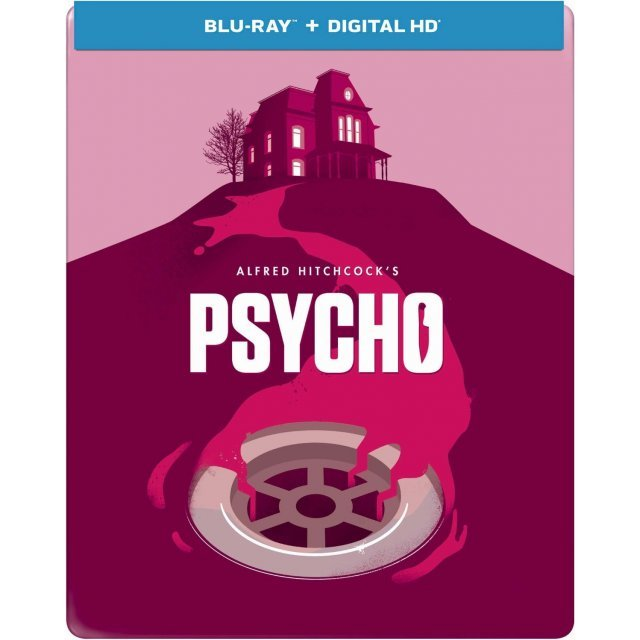 Psycho (Limited Edition) [Blu-ray+UltraViolet]
