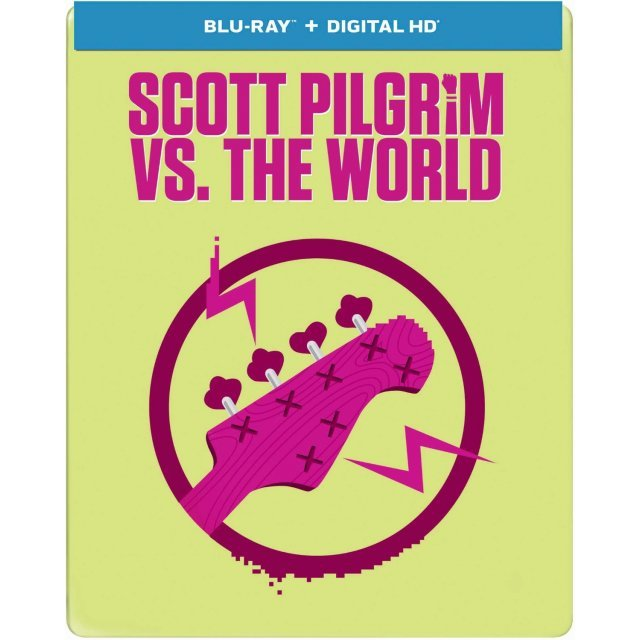 Scott Pilgrim Vs. the World (Limited Edition) [Blu-ray+UltraViolet]