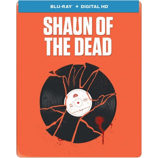 Shaun of the Dead (Limited Edition) [Blu-ray+UltraViolet]