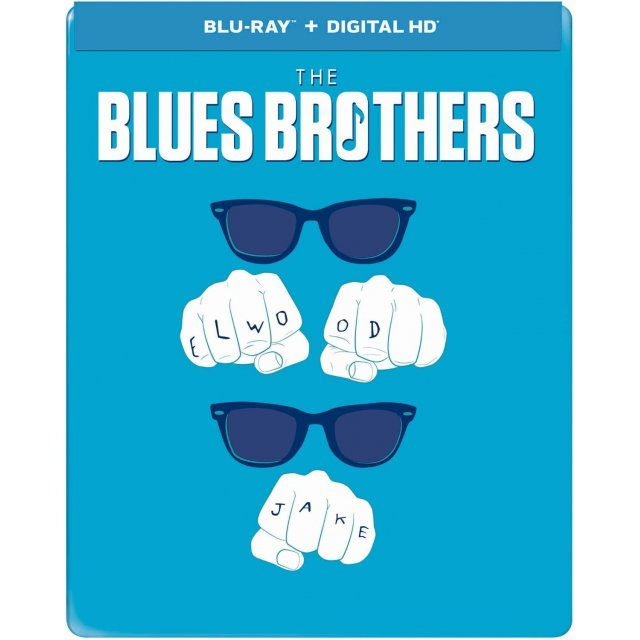 The Blues Brothers (Limited Edition) [Blu-ray+Digital Copy+UltraViolet]
