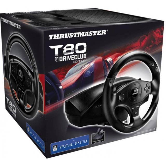 Thrustmaster T80 Racing Wheel [Driveclub Edition]