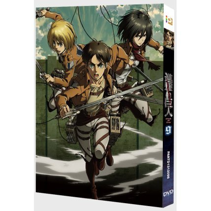 Attack on Titan 9 [Limited Edition]