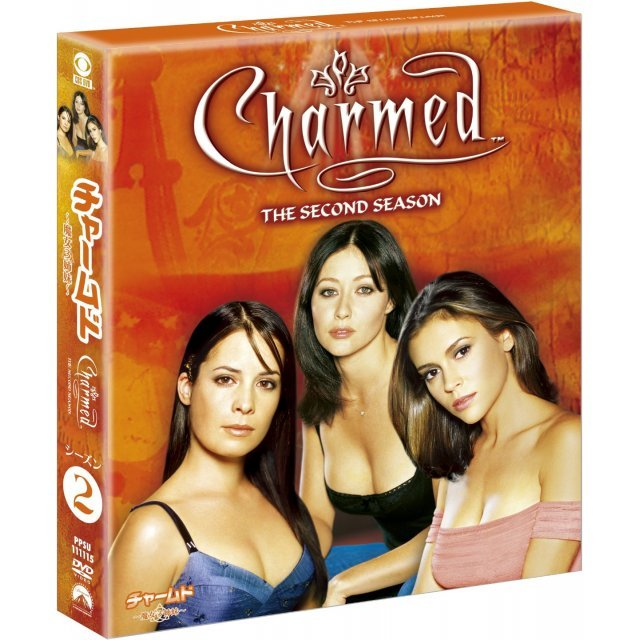 Charmed The Complete Second Season Value Box