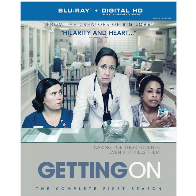 Getting On: The Complete First Season [Blu-ray+Digital Copy]