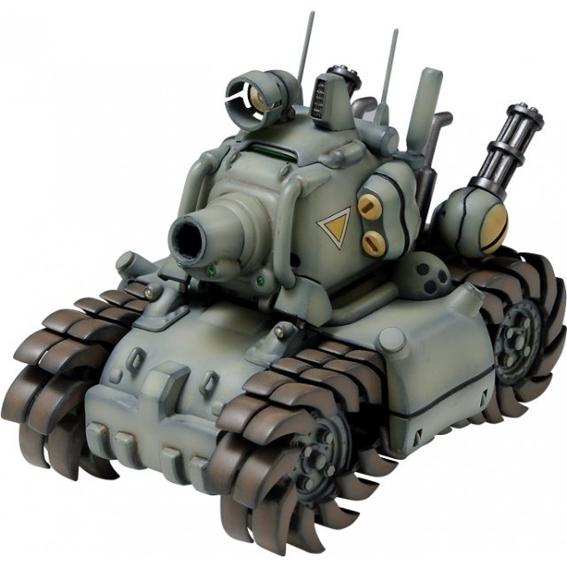 Metal Slug 1/2 Scale Plastic Model Kit: SV-001/I Metal Slug (Re-run)