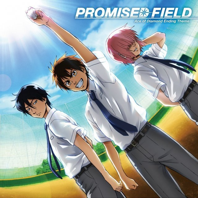 Promised Field (Ace Of Diamond Latest Outro Theme)
