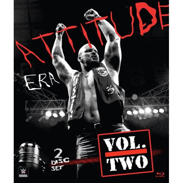 WWE: The Attitude Era - Vol. Two