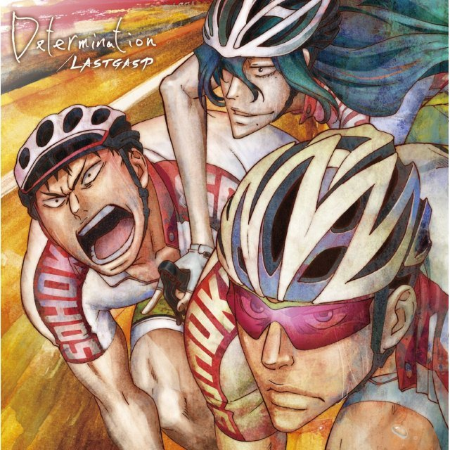 Determination (Yowamushi Pedal Fourth Season Intro Theme)