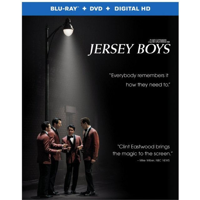 Jersey Boys [Blu-ray+DVD+UltraViolet]