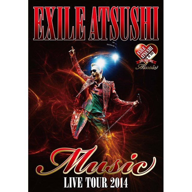 Live Tour 2014 - Music [Type A]