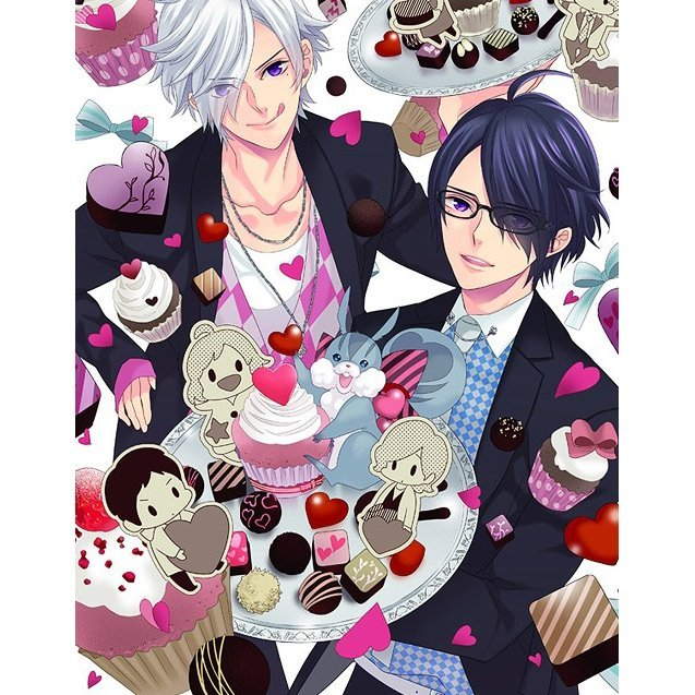 Brothers Conflict Second Volume - Honmei [Blu-ray+CD Limited Edition]