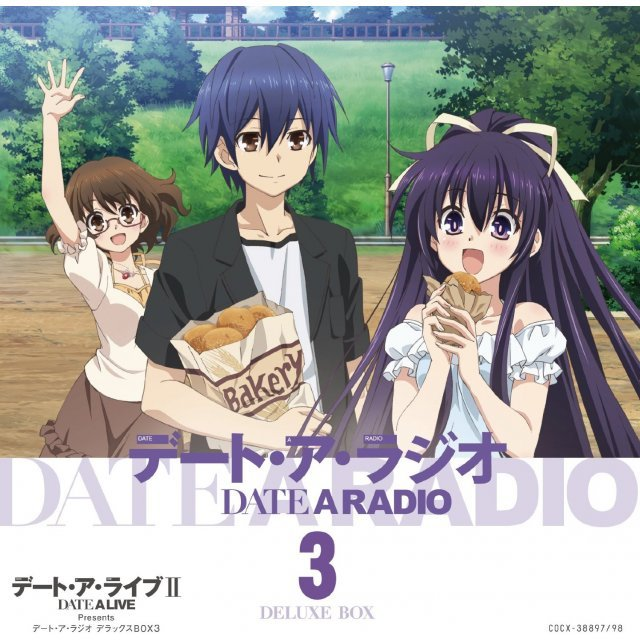 Date A Radio Deluxe Box Vol.3
