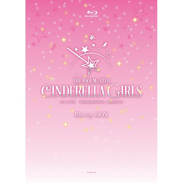 Idolm@ster Cinderella Girls 1st Live Wonderful M@gic [Limited Edition]