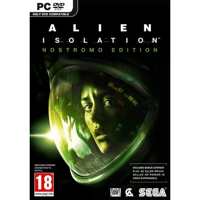Alien: Isolation (Nostromo Edition) (Steam)
