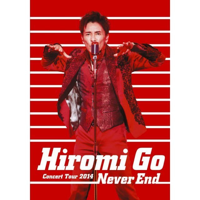 Concert Tour 2014 - Never End