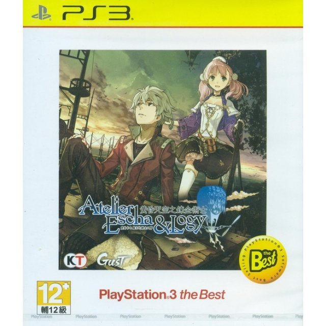 Escha & Logy no Atelier: Tasogare no Sora no Renkinjutsushi (Playstation 3 the Best) (Chinese Sub)