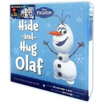 Frozen Olaf Gift Set