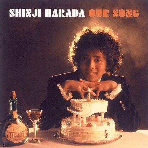 Golden Best Harada Shinji Our Song - Kare No Uta Wa Kimi No Uta [Limited Pressing]