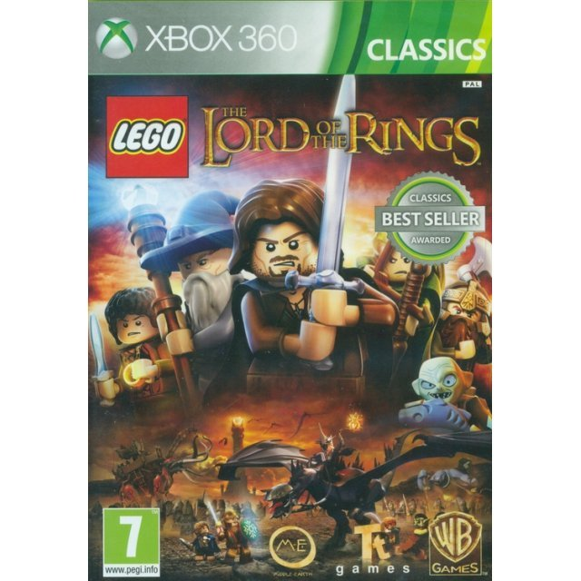 LEGO The Lord of the Rings (Classics)
