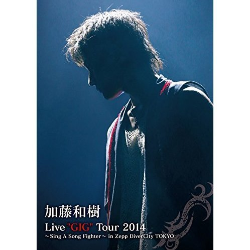 Live - Gig Tour 2014 - Sing A Song Fighter in Zepp DiverCity Tokyo