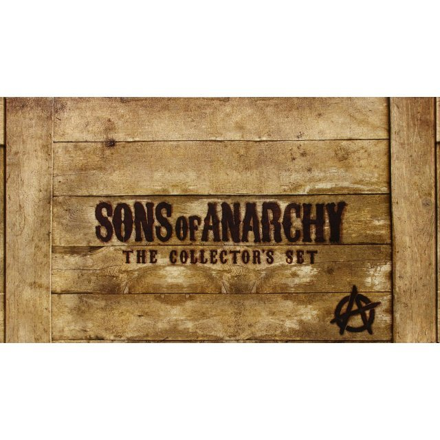Sons Of Anarchy: Seasons 1-6 (The Collector's Set)