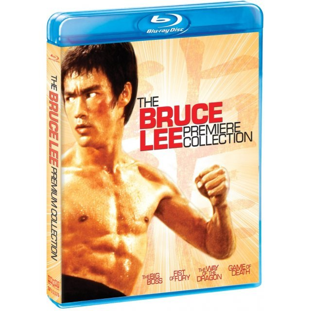 The Bruce Lee Premiere Collection
