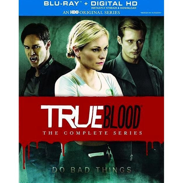 True Blood: The Complete Series [Blu-ray+Digital HD]