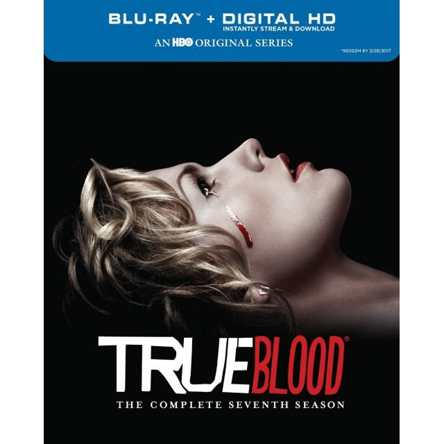 True Blood: The Complete Seventh Season [Blu-ray+Digital Copy]