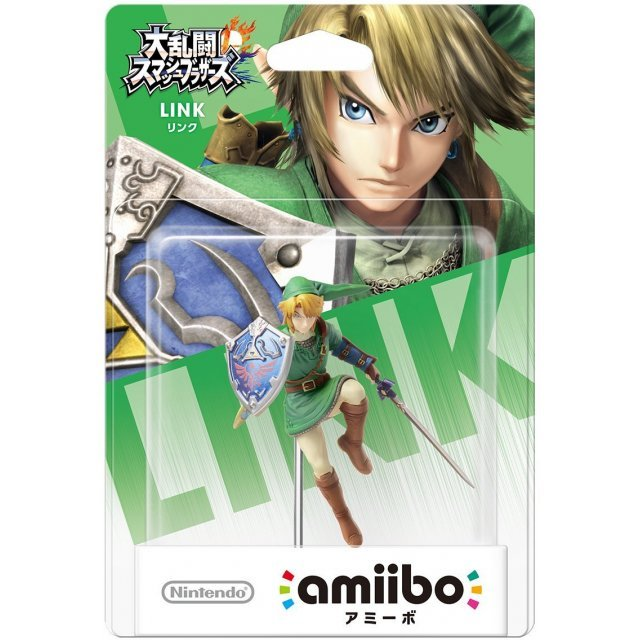 amiibo Super Smash Bros. Series Figure (Link)