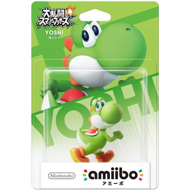 amiibo Super Smash Bros. Series Figure (Yoshi)