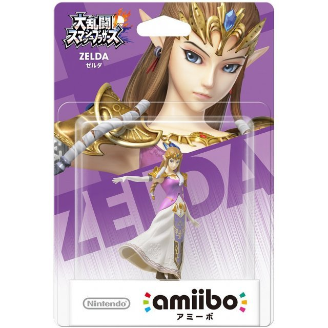 amiibo Super Smash Bros. Series Figure (Zelda)