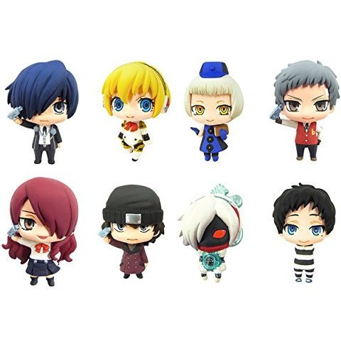 Color Collection Persona 3 the Movie (Set of 8 pieces)