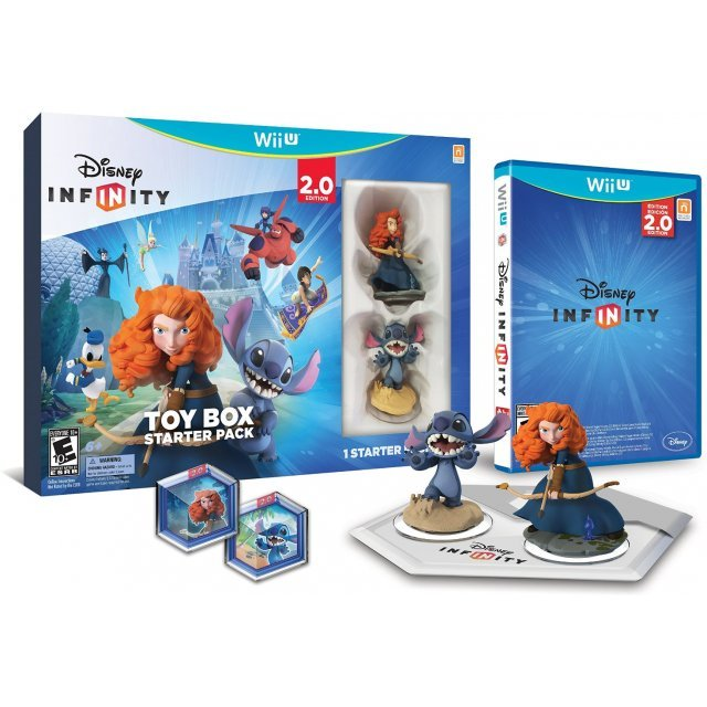 Disney Infinity: Toy Box Starter Pack (2.0 Edition)