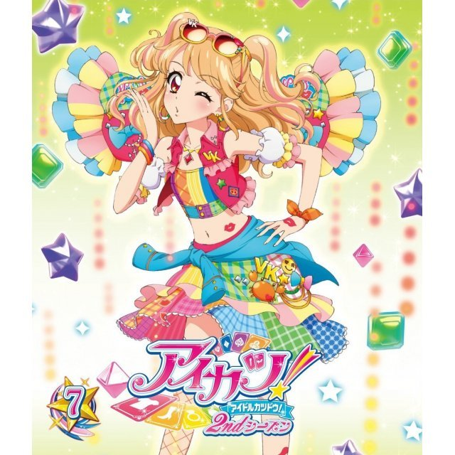 Aikatsu 2nd Season Vol.7