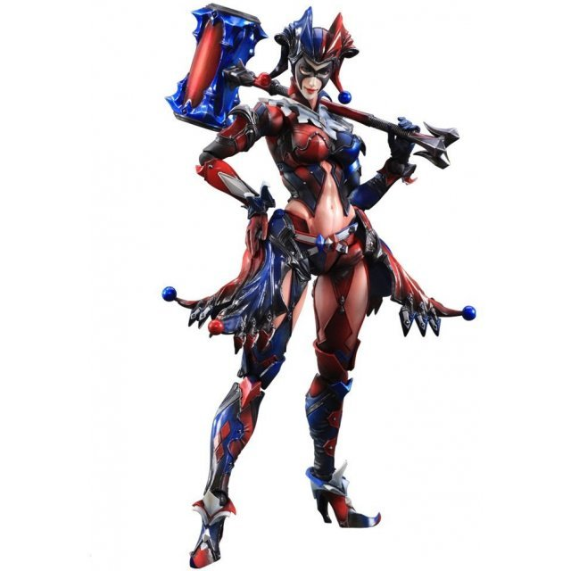 Batman DC Comics Variant Play Arts Kai: Harley Quinn