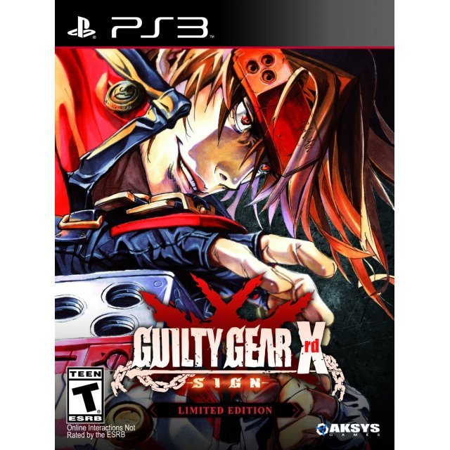 Guilty Gear Xrd -SIGN- [Limited Edition]