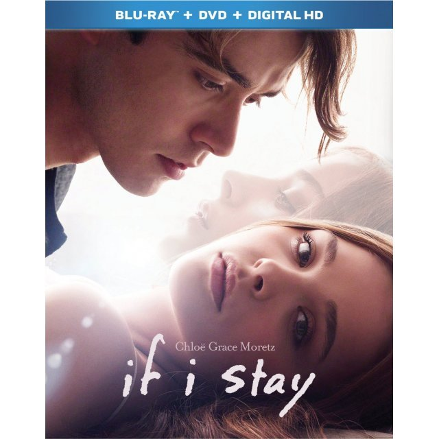 If I Stay [Blu-ray+DVD+Digital Copy+UltraViolet]