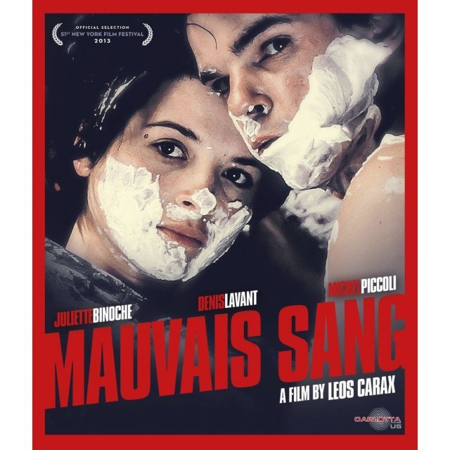 Mauvais Sang - Special Edition including Mr. X