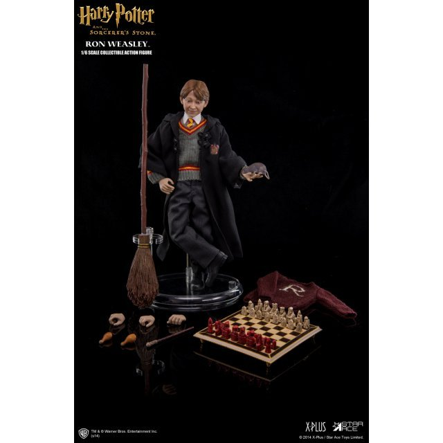 My Favorite Movie Series 1/6 Collectible Action Figure: Ron Weasley