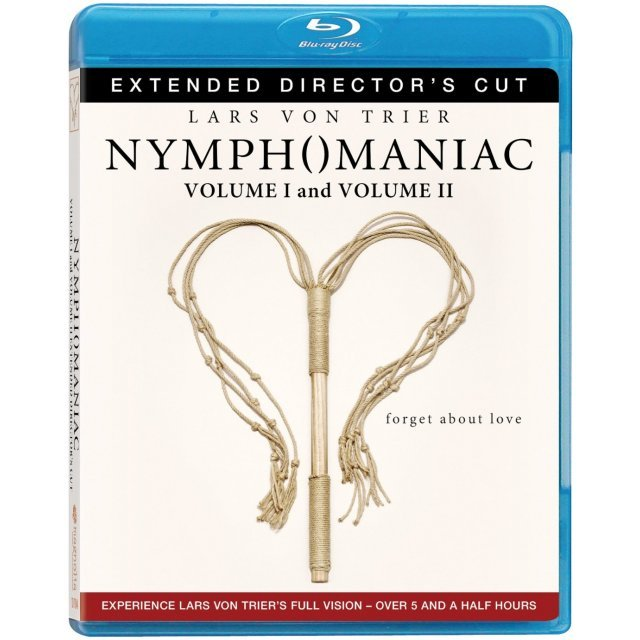 Nymphomaniac: Volume 1 and Volume 2 [Extended Director's Cut]