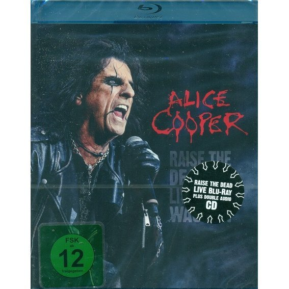 Raise the Dead: Live from Wacken [Blu-ray+CD]