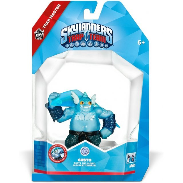 Skylanders Trap Team Character Pack: Trap Master Gusto