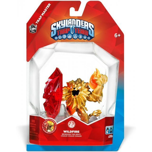 Skylanders Trap Team Character Pack: Trap Master Wildfire