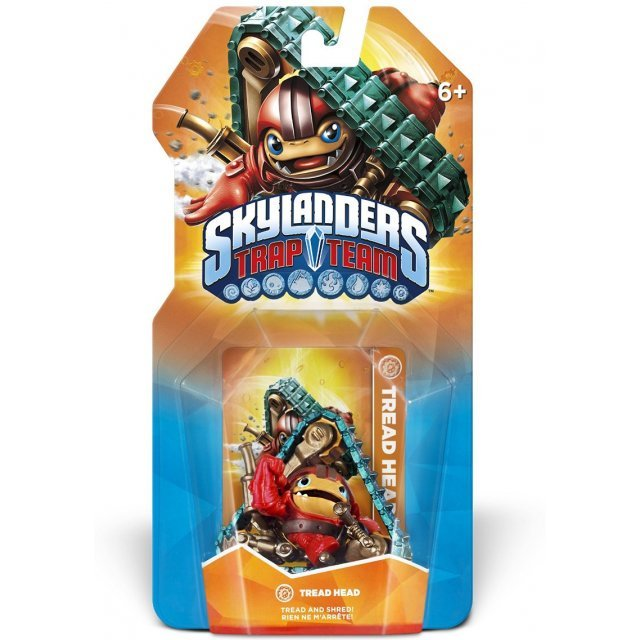 Skylanders Trap Team Character Pack: Tread Head