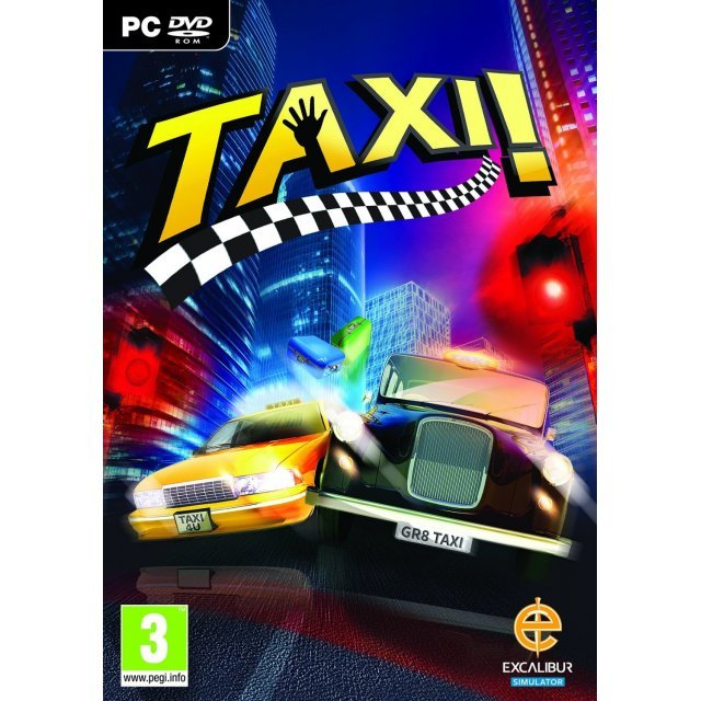 Taxi (DVD-ROM)