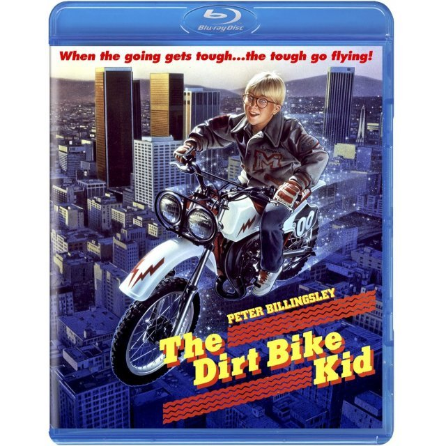 The Dirt Bike Kid (Limited Edition)