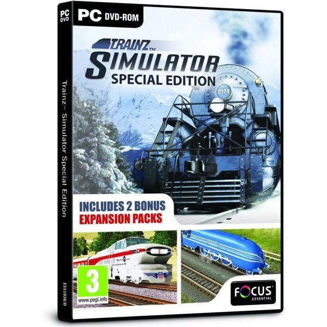 Trainz Simulator: Special Edition (DVD-ROM)