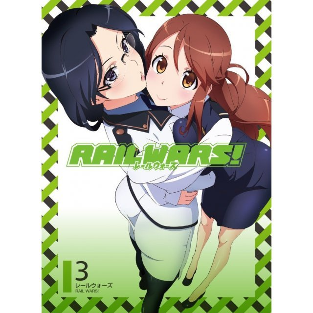 Rail Wars Vol.3