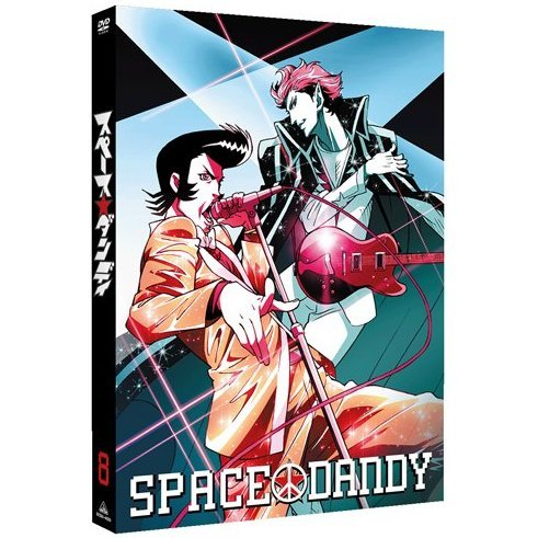Space Dandy Vol.8