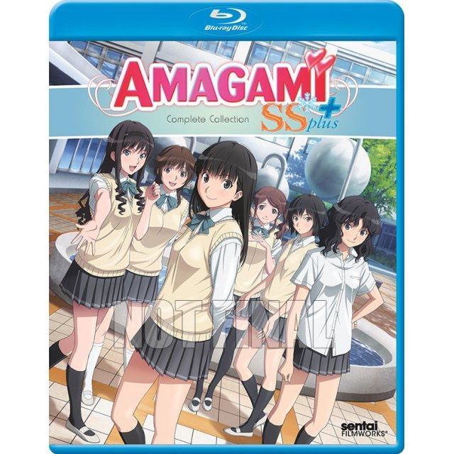 Amagami SS+: Season 2 Complete Collection